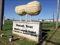 Image for World's Largest Peanut - Pearsall, TX