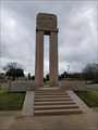 Image for The New London Texas School Explosion Cenotaph - New London, TX