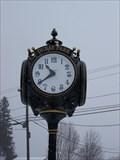 Image for Dubay Park Clock - Delevan, New York