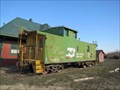 Image for Burlington Northern 11443 - Milan, Missouri