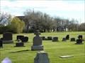 Image for Ile des Chènes Catholic Cemetery - Ile des Chènes MB