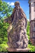 Image for St. John of Nepomuk - Chateau Roztoky / Sv. Jan Nepomucký - Roztocký zámek (Central Bohemia)