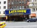 Image for CBS Studio 50 (The Ed Sullivan Theater) - NY, NY