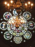 Image for Rose Window Holy Trinity Church Old Wolverton Bucks