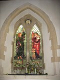 Image for St John the Evangelist Church Windows - Whitfield, Northamptonshire, UK
