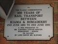 Image for 100 Years Rail Transport - Bomaderry, NSW, Australia