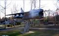 Image for A-7D Corsair II - Alexander City, AL