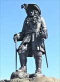 Image for King William III - Carrickfergus Castle - County Antrim, Northern Ireland.