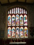 Image for St Andrew's Church Windows - Barnwell, Northamptonshire UK