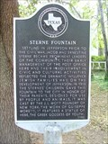 Image for Sterne Fountain