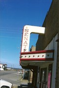 Image for Theater Damaged by Fire - Elsberry, MO