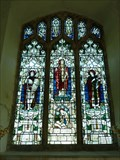 Image for Stained Glass Windows - All Saints - Great Glemham, Suffolk