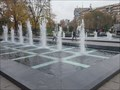 Image for National Library Fountain - Belgrade, Serbia