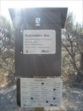 Image for Utah Division of Wildlife Resources Sportsman Trail Walk-in Access Registration Box - River Lane, Manti, UT