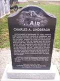 Image for Charles Lindbergh crash site - LaSalle County, IL