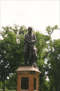 Image for Statue of Alexander Von Humboldt - Tower Grove Park - St. Louis, MO