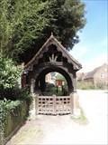 Image for St John the Baptist Church Lychgate - Malden, UK