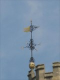 Image for Halleys Comet Weathervane - Tring Church