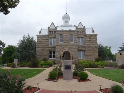 Chickasaw National Capitols - Tishomingo, OK - U S  National