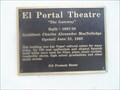 Image for El Portal Theatre  -  Las Vegas, NV