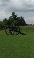 Image for 12 pound Napoleon (L) - Stones River National Battlefield, Murfreesboro, TN