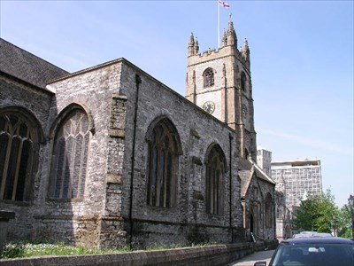 Opinions On St Andrews Church Plymouth