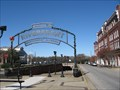Image for Riverfront Park Arch - Montgomery, Alabama