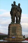 Image for Commando Memorial - Lochaber, Scotland, UK