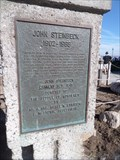 Image for John Steinbeck  -  Cannery Row  -  Monterey, CA