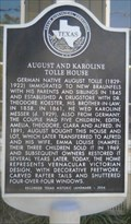 Image for August and Karoline Tolle House