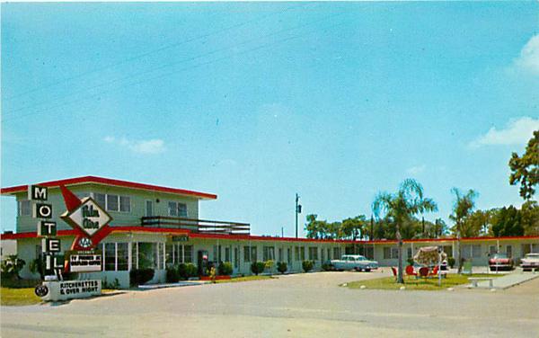 Palm Aire Motel St Petersburg Fl
