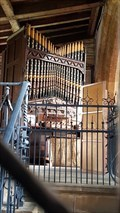 Image for Church Organ - St John the Baptist - Harringworth, Northamptonshire