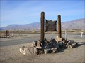 Image for Lone Pine/Independance, CA: Manzanar War Relocation Camp entrance