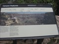 Image for Scenice Lookout Orientation Table - Grand Canyon