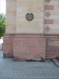Image for Nivelements Höhenmarke - Speyerer Dom - RP