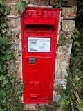 Image for Victorian Wall Post Box - Oxonhoath - East Peckham - Kent - UK