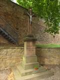 Image for Cross at Catholic parish church of St. Martin , Euskirchen - Nordrhein-Westfalen / Germany