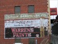 Image for Warren Paints at Quillin Hardware