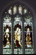 Image for Stained Glass - St Mary the Virgin, Stapleford, Herts, UK