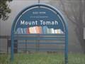 Image for Mount Tomah - 1010 metres [NSW, Australia]