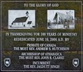 Image for St. Barnabas Anglican Church - 100 Years - Calgary, Alberta, Canada