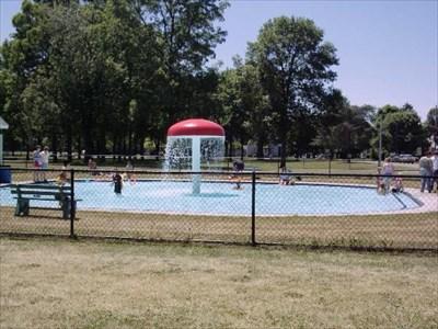 North Tonawanda New York Mushroom Wading Pool Public Swimming Pools On