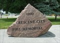Image for Crescent City Fire 1970 - Crescent City, IL