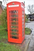 Image for Red telephone Box - Bourton on Dunsmore, Warwickshire, CV23 9QT