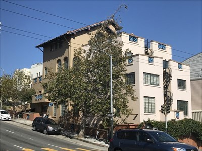 Catholic Charities Bldg, San Francisco, California