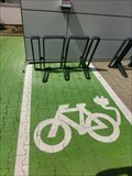 Image for E-Bike station Billa - Ricany, Czech Republic
