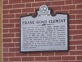 Image for Frank Goad Clement - 3 E 13