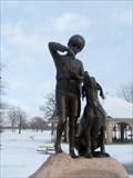 Image for Newsboy Tribute - Belle Isle - Detroit, Michigan