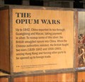 Image for The Opium Wars --  Cutty Sark, Greenwich Pier, London, UK