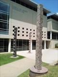 Image for Unknown (Granite Pillars) - University of Arkansas - Fayetteville AR